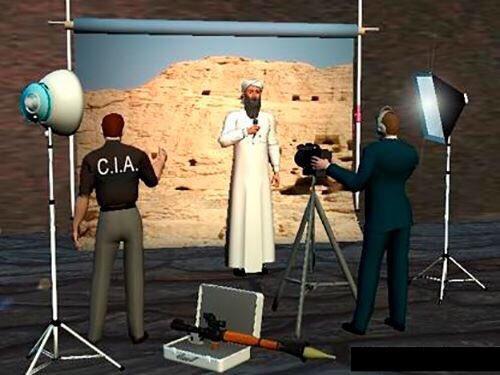 Osama bin Laden was a CIA agent.